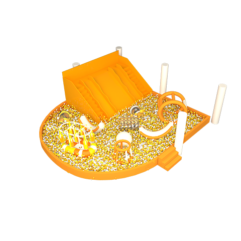 аттракцион Сухой бассейн